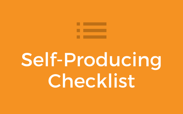 Self Producing Checklist APR HomePage