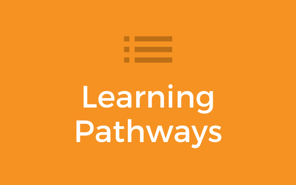 Learning Pathways APR HomePage